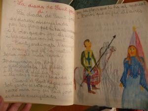 Diada de Snat Jordi per Marta Montcada