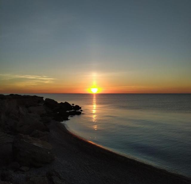Pilar de sol